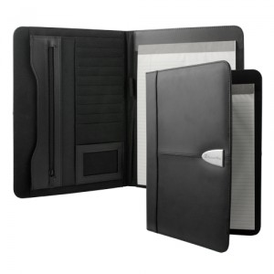 4438 Arezzo Padfolio makes a great impression as a business gift. www.thankem.com
