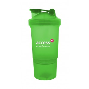 Double shaker cup item number S744